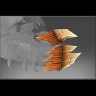 Frozen Redwood Claws