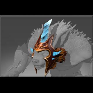Helmet of the Cryogenic Embrace