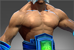 Thundergod's Bare Chest