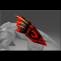 Auspicious Gauntlets of the Scarlet Raven