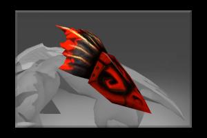 Heroic Gauntlets Of The Scarlet Raven