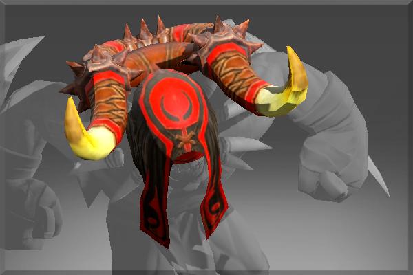 Tribal Terror Headdress