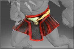 The Gallows Understudy Skirt
