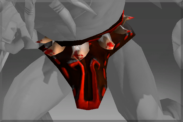 Belt of the Scarlet Raven
