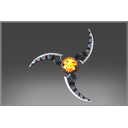 Heroic Shuriken of the Blood Stained Sands