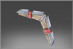 Boomerang of the Twin Blades