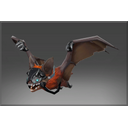 Inscribed Flame Bat
