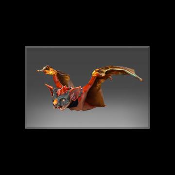 free dota2 item Inscribed Feral the Werebat