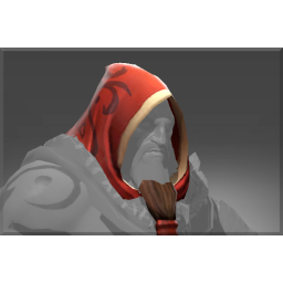 Corrupted Red Talon Hood