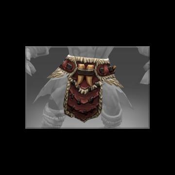 free dota2 item Inscribed Red Talon Belt