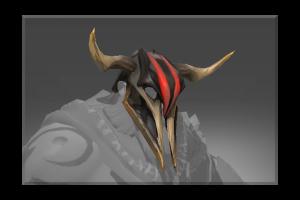 Frozen Helm Of The Warbeast