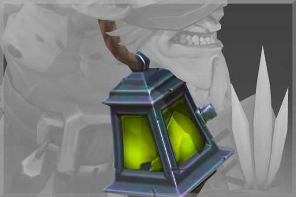Lantern of the Violent Precipitate