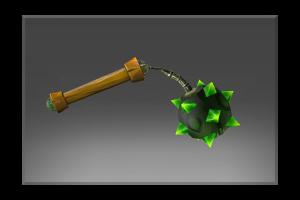 Frozen Emerald Frenzy Flail