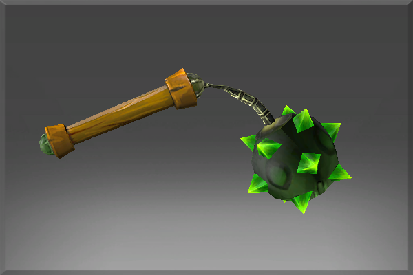 Cursed Emerald Frenzy Flail