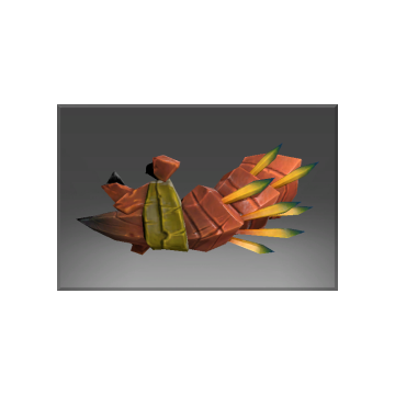 free dota2 item Heavy Barbed Arms