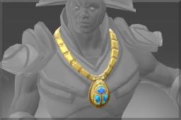 Scarab Pendant of the Priest Kings