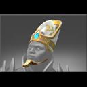 Heroic Gemmed Mitre of the Priest Kings