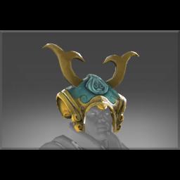 Corrupted Desert Gale Helmet
