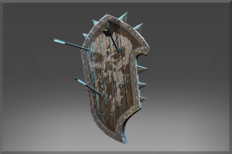 Inscribed Shield of Endless Havoc