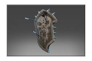 Cursed Shield Of Endless Havoc