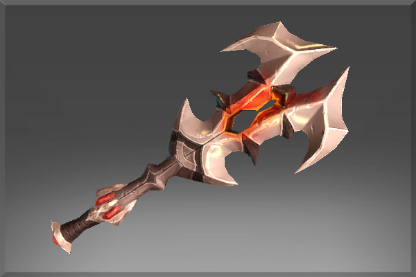 Inscribed Blade of Chaos Incarnate