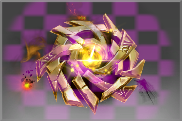 Inscribed Golden Chaos Fulcrum