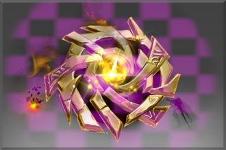 Golden Chaos Fulcrum