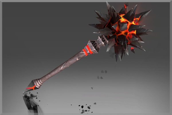 Inscribed Flail of the Burning Nightmare