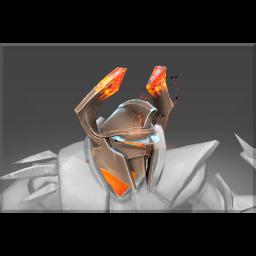 Inscribed Dark Ruin Helm