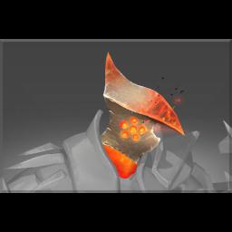 Autographed Helm of Infernal Despair