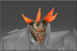 Autographed Helm of the Chaos Hound