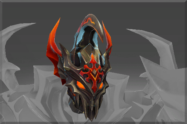 War Helm of the Baleful Reign