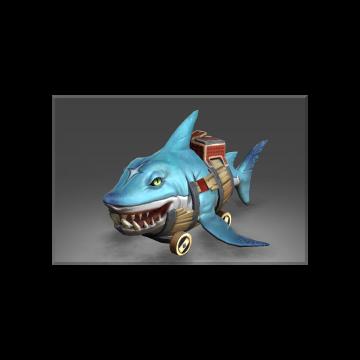free dota2 item Unusual Hexgill the Lane Shark