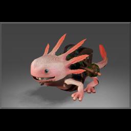 Inscribed Axolotl