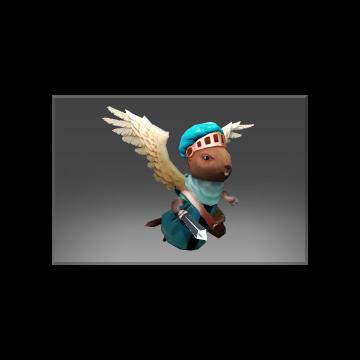 free dota2 item Unusual Beaver Knight