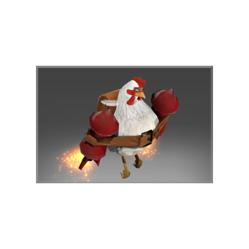 free dota2 item Cluckles the Brave