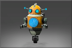 Auspicious Tinkbot