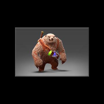 free dota2 item Unusual Virtus Werebear