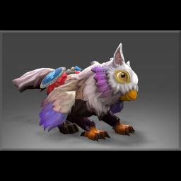 Inscribed Royal Griffin Cub