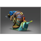 Unusual Snelfret the Snail