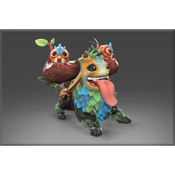 Genuine Shagbark the Plush