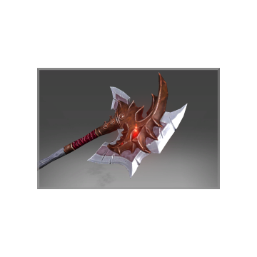 free dota2 item Infused Axe of the Proven