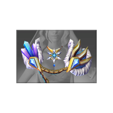 free dota2 item Mantle of the Crystalline Queen