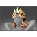 Corrupted Tiara of the Crystalline Queen
