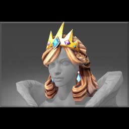 Auspicious Tiara of the Crystalline Queen