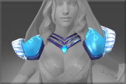 Frostiron Sorceress Pads