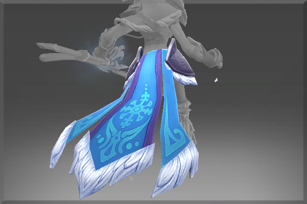 Inscribed Tails of the Tundra Warden