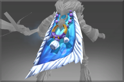 Inscribed Cape of the Winterbringer