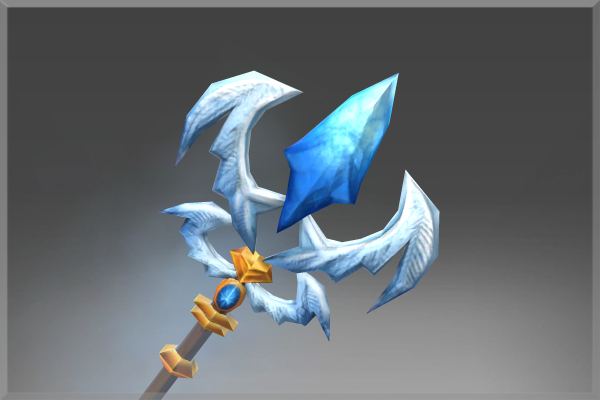Staff of the Frozen Feather