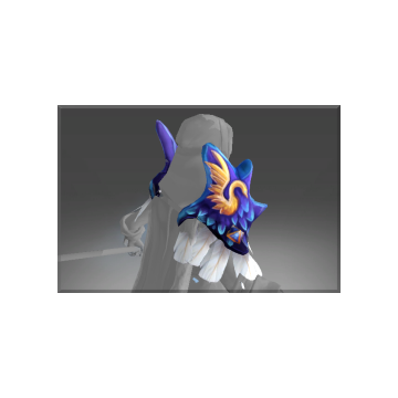 free dota2 item Pauldrons of the Frozen Feather